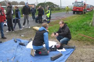 Emergency Skills Weekend 2010